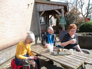 Koffie - Thee bij de Twentse Boerin